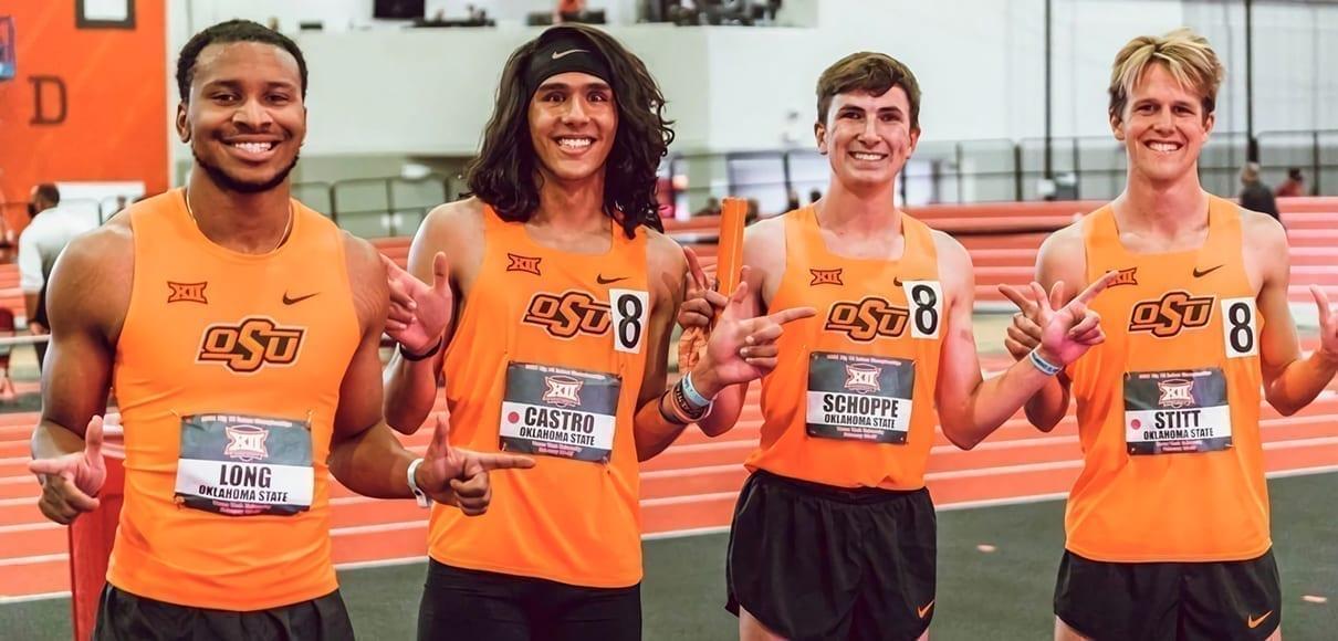 Juan Diego Castro rompió récord de 1500 metros nuevamente