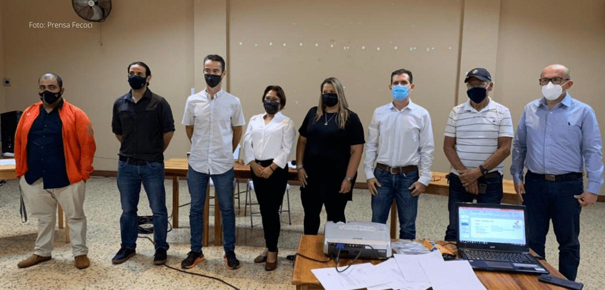 Dirigentes de la Fecoci ordenan la casa
