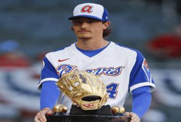 Líderes de bateo y pitcheo en las Grandes Ligas de béisbol en 2021