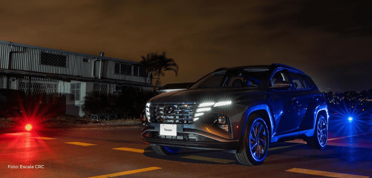 Hyundai presentó su nuevo Tucson Turbo