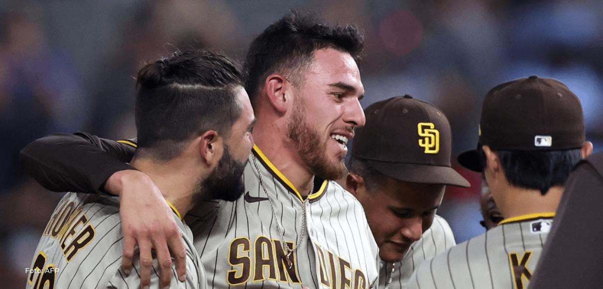 Musgrove logra primer no hit de Padres; Dodgers festejan anillos con triunfo