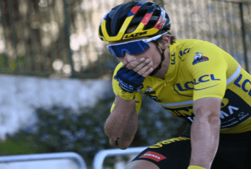 Primoz Roglic gana la Vuelta al País Vasco