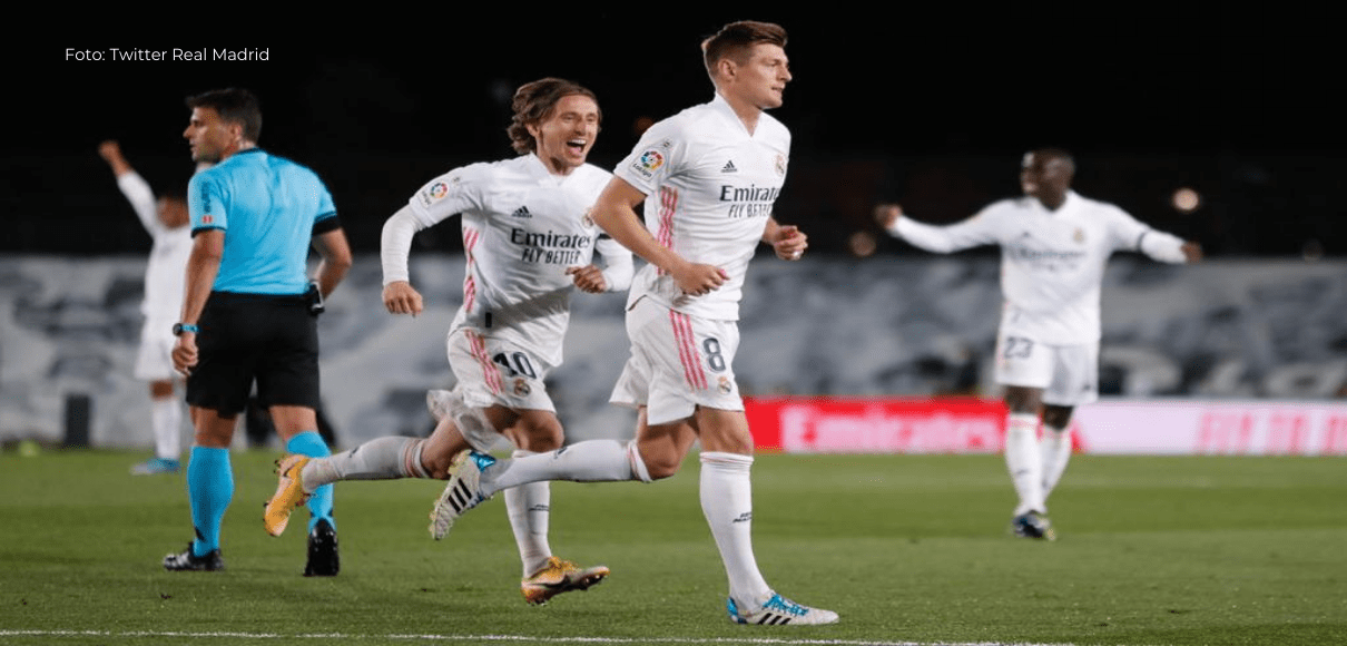 Real Madrid y Chelsea comienzan la última carrera hasta Estambul
