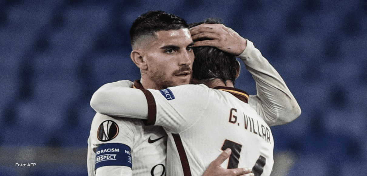 Roma sufre ante Ajax pero se clasifica a semifinales de Europa League