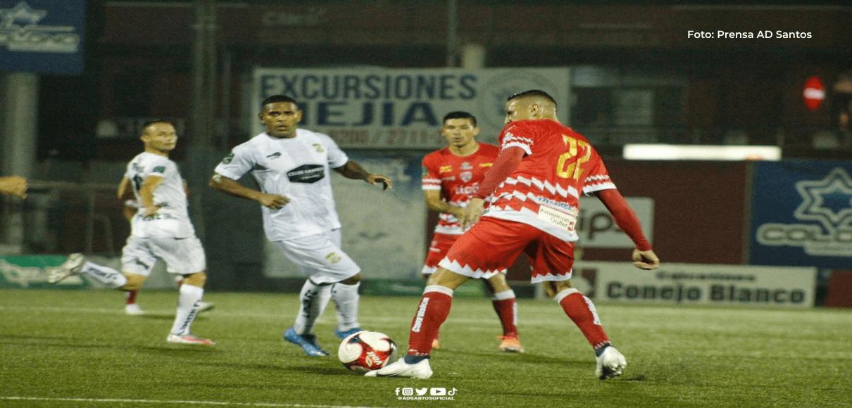 Santos triunfa en la última jugada y deja a Limón con problemas de descenso