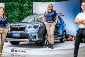 Grupo Purdy anunció nuevo showroom de Subaru en Costa Rica