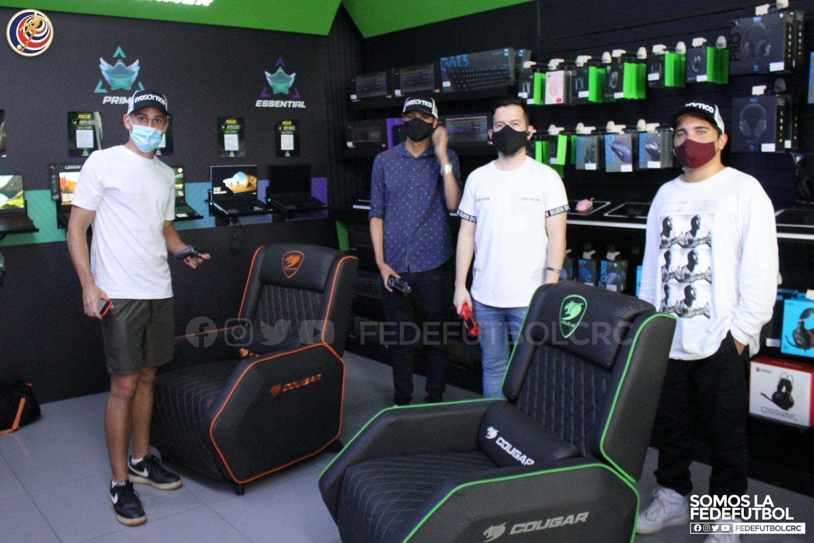 Gamer Lab de Monge vibró con la final del FIFA eNations 2021