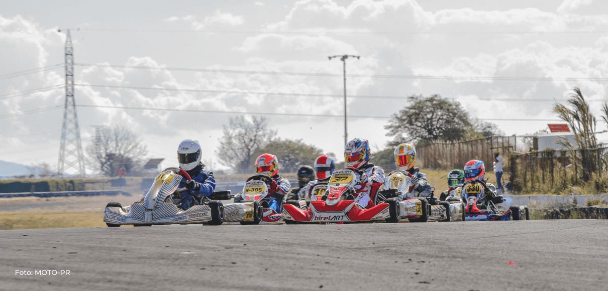 Tercera fecha de kartismo definirá a monarcas del Campeonato de Verano