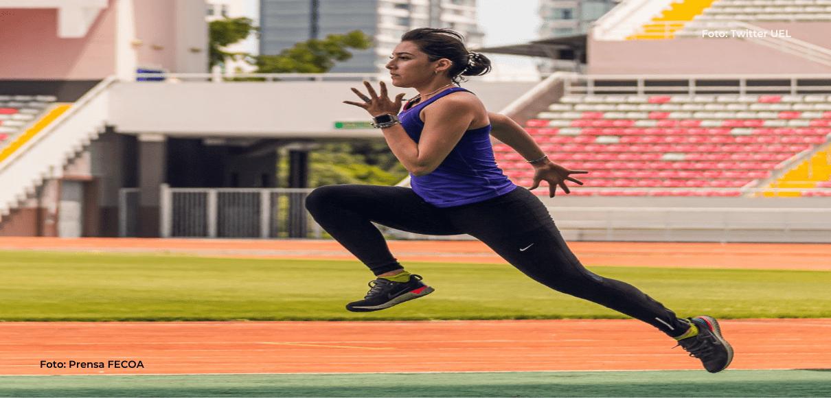 Campeonato Nacional Atletismo contará con atletas extranjeros