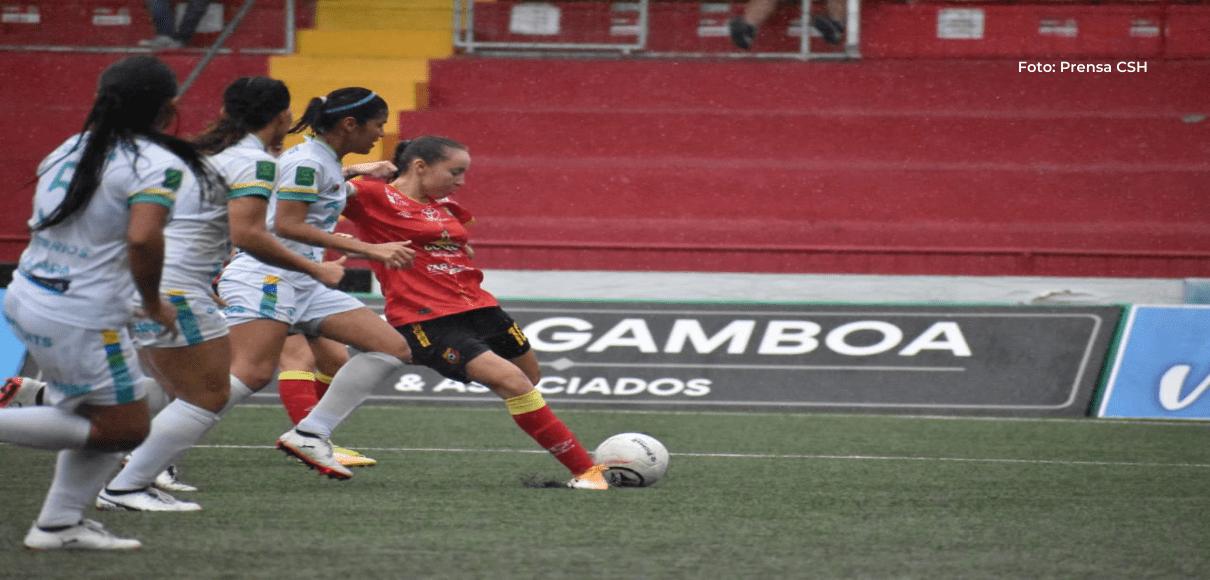 Herediano FF empató y clasificó a semifinales