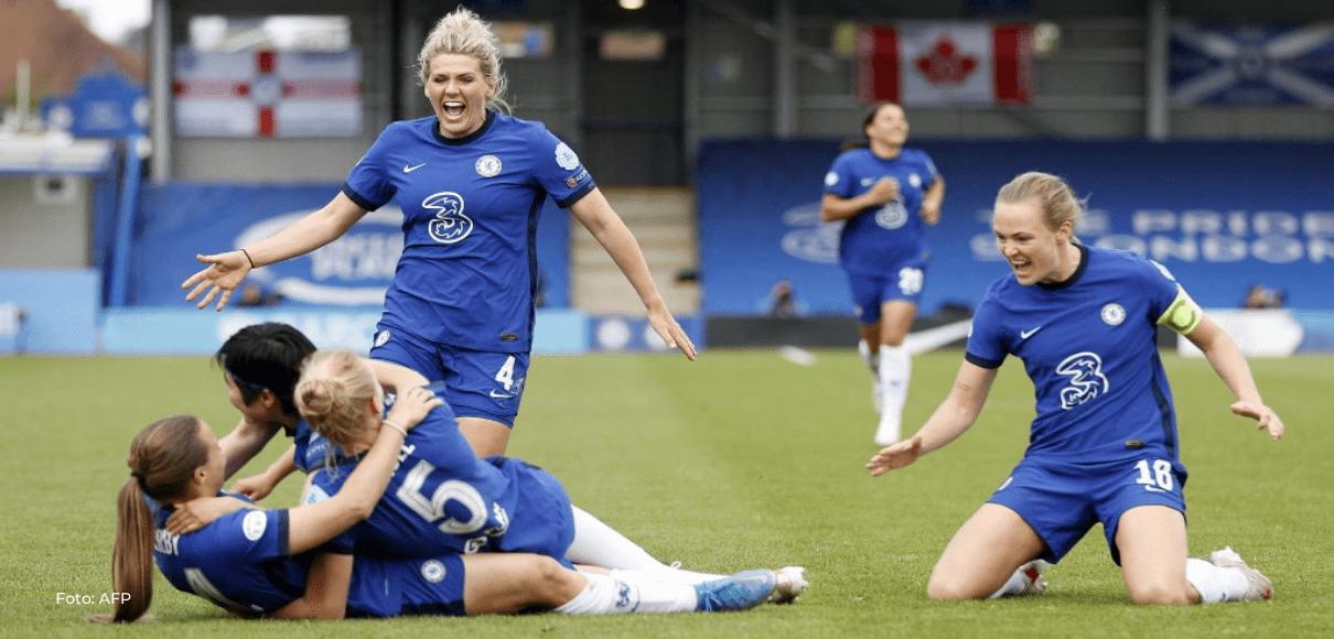 El Chelsea femenino conserva su título de campeón de Inglaterra