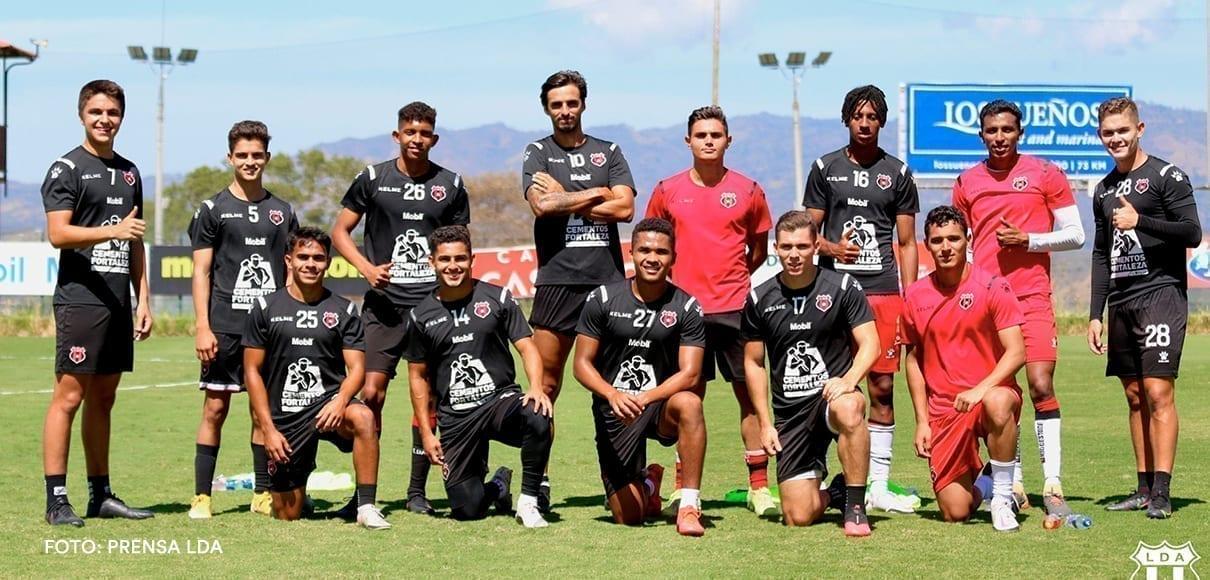 Alajuelense jugará amistosos de pretemporada en Estados Unidos