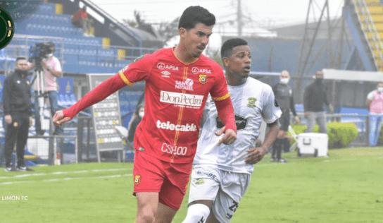 Herediano clasificó y Limón peleará descenso