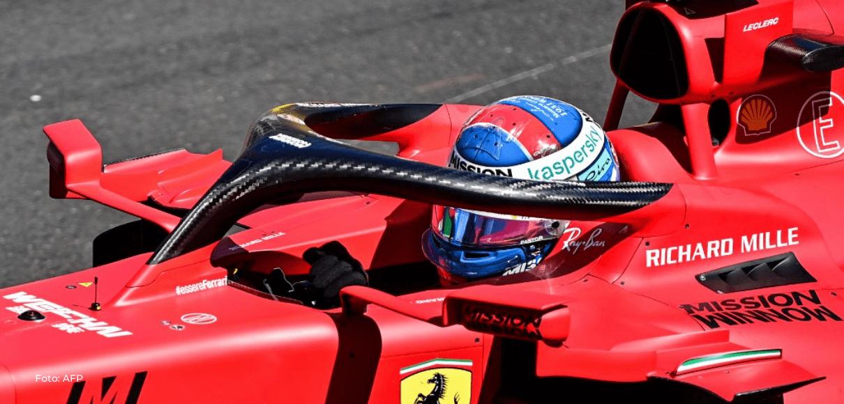 Leclerc domina los primeros entrenamientos libres en su casa en Mónaco