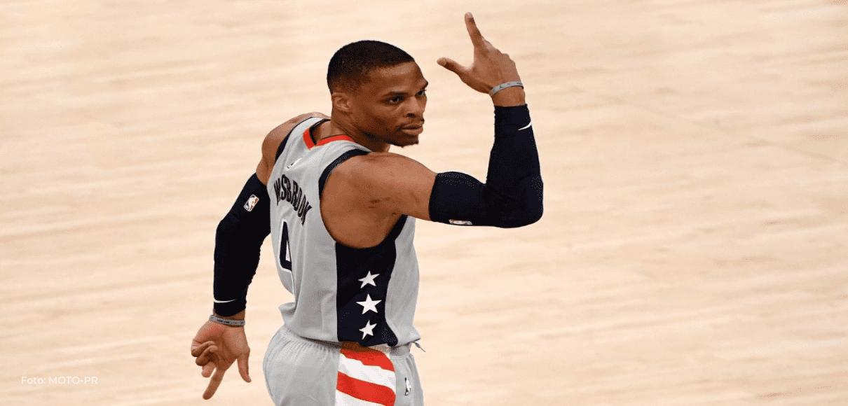 """Westbrook dice que su papel en los Lakers es """"facilitar el juego"""" a LeBron"""