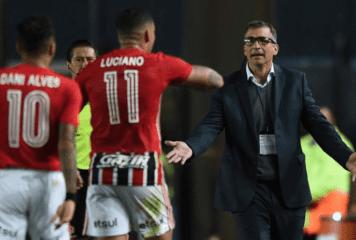 Racing y Sao Paulo empatan 0-0 en Grupo E de la Libertadores