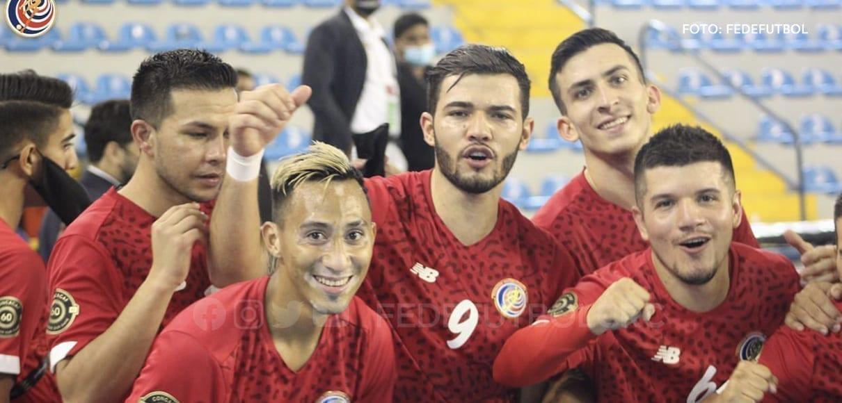 DT de la Sele de Futsal reveló las claves del éxito tico