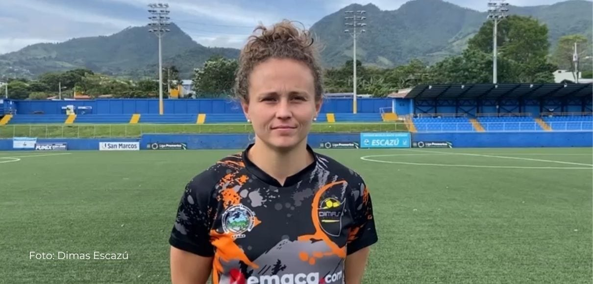 Jennie Lakip es nueva jugadora de Alajuelense