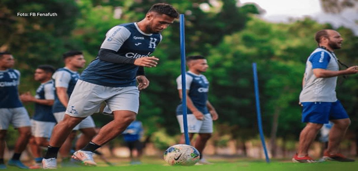 Honduras llevará ocho legionarios a Copa Oro de Concacaf