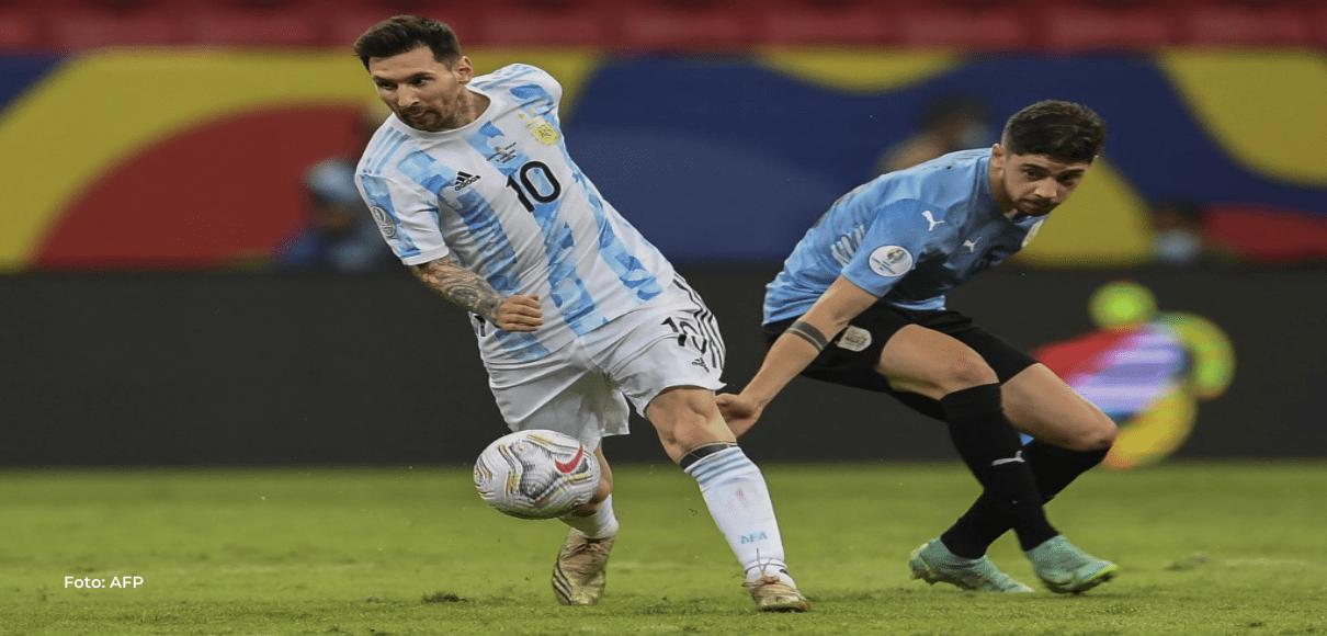 Argentina se lleva con autoridad el Clásico del Río de la Plata