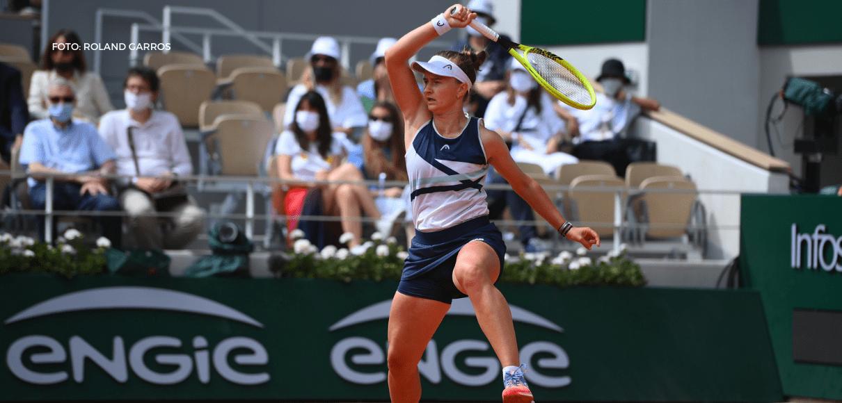Barbora Krejcikova es la nueva reina de Roland Garros