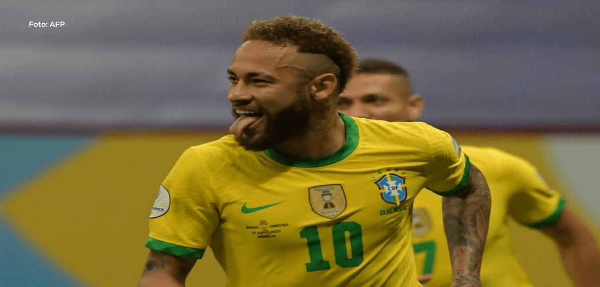 Brasil vence a Venezuela en el inicio de la Copa América