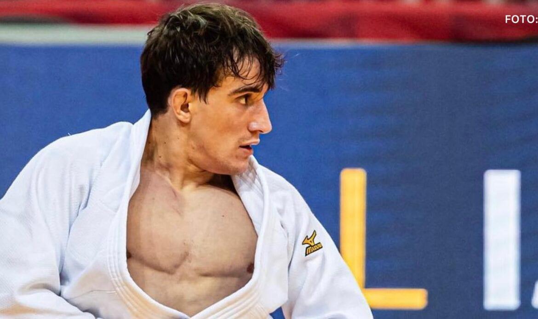 Judoca Ian Ignacio Sancho clasificó a Tokio 2021