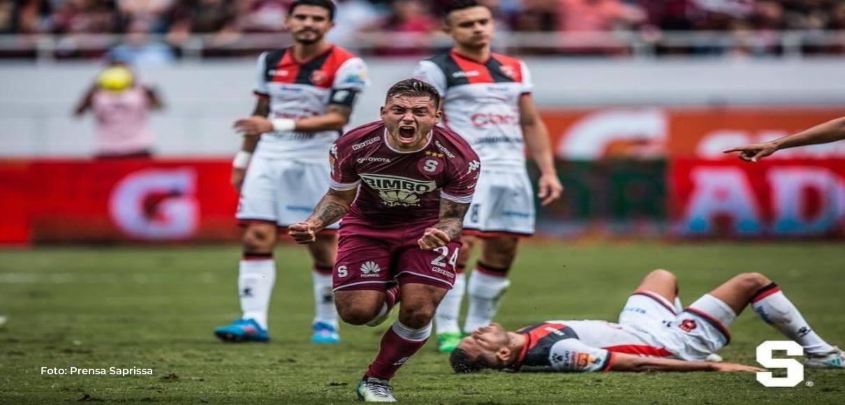 David Ramírez vuelve al Deportivo Saprissa