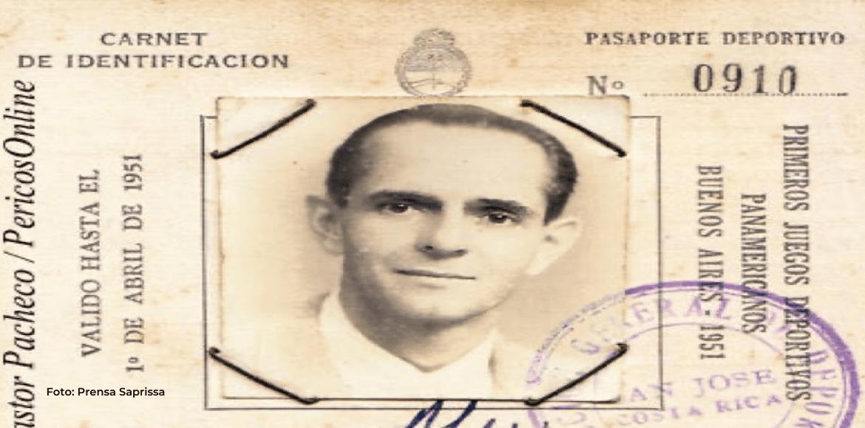 Se cumplen 120 años del nacimiento de Ricardo Saprissa Aymá