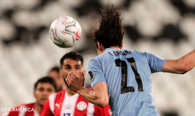 Uruguay quedó segundo del Grupo A y enfrentará a Colombia