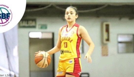 Finalizó la jornada del baloncesto femenino