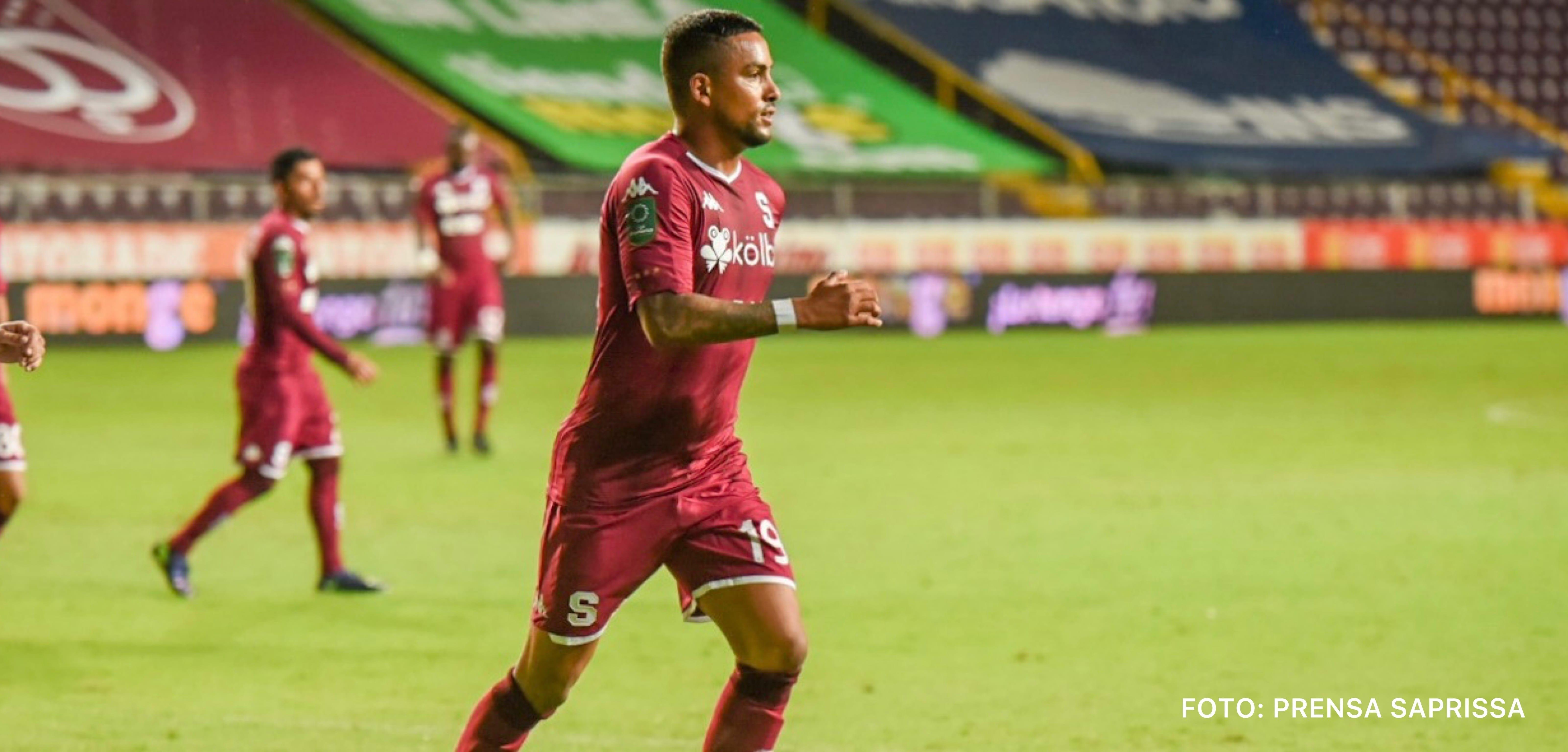 Frank Zamora es nuevo jugador de Jicaral