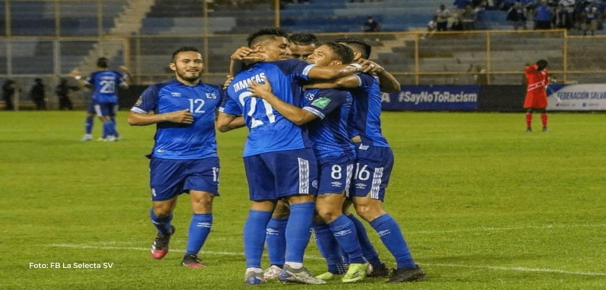 El Salvador ganó y se convierte en el último invitado a la fiesta de la octagonal