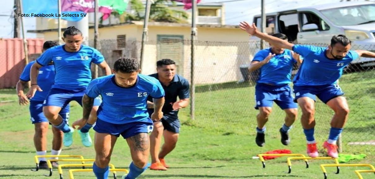El Salvador pone pie y medio en la octagonal al golear a San Cristobal