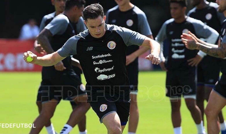 """Bryan Oviedo: """"Hay que enfocarnos el la meta de ganar Copa Oro"""""""