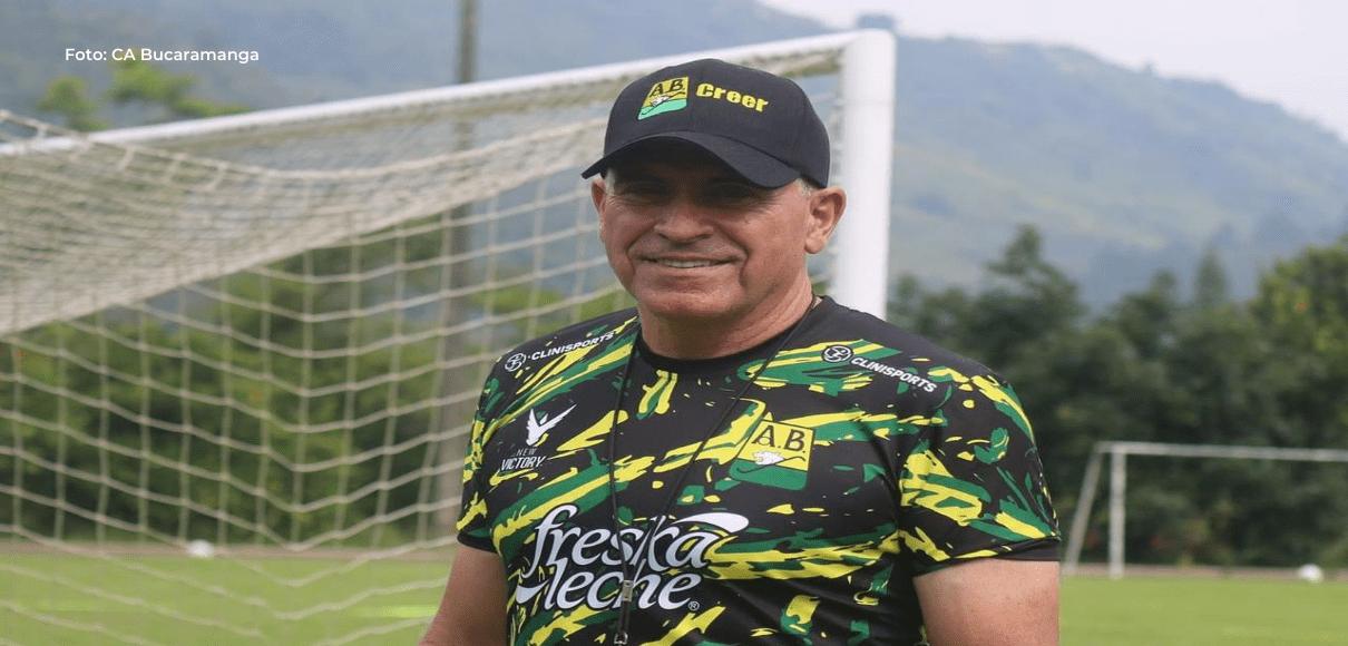 Luis Fernando Suárez afirmó no tener una oferta formal de la Fedefutbol