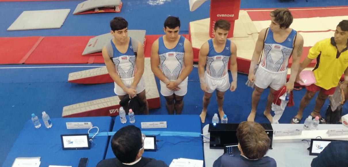 Costa Rica finaliza con éxito el Campeonato Panamericano de Gimnasia