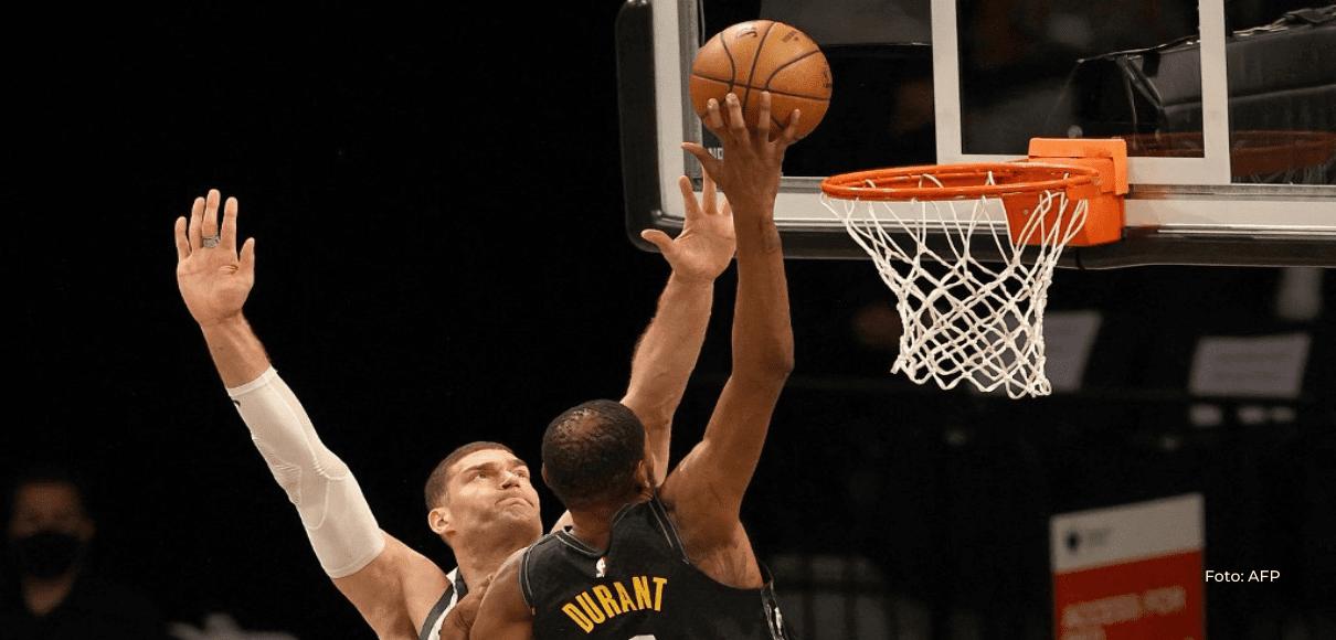 Durant se luce y pone a los Nets arriba 2-0 y los Suns marcan el paso tras eliminar a los Lakers