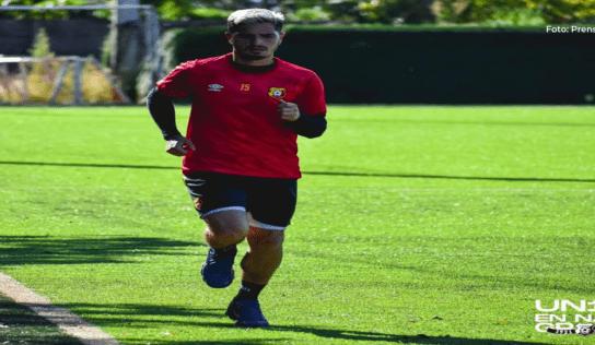 Mauricio Núñez es nuevo jugador del Municipal Grecia
