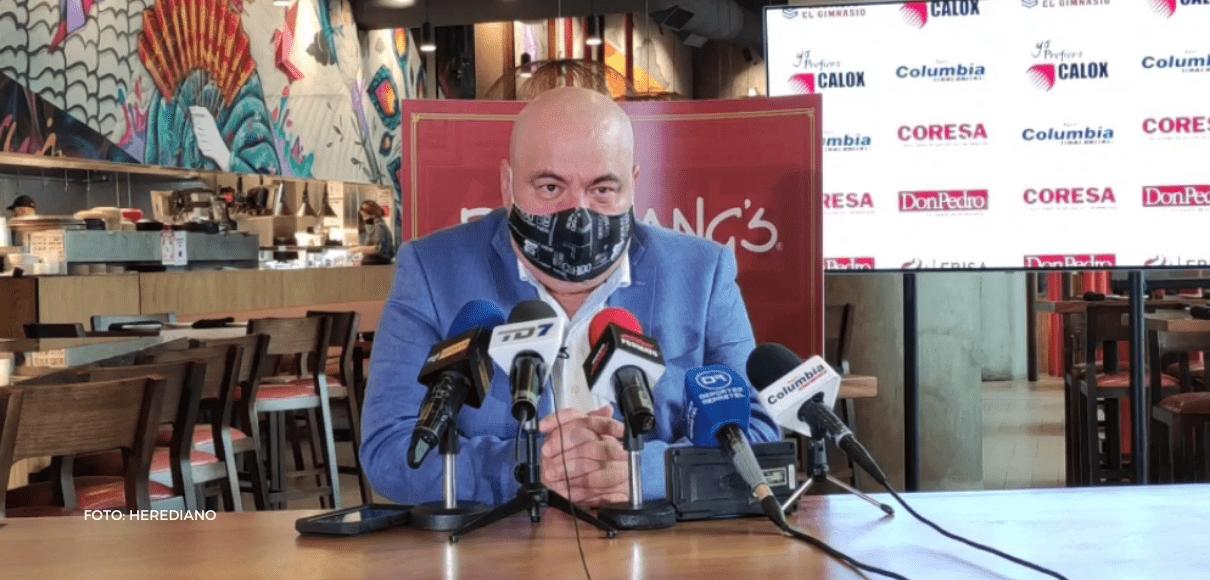"""Orlando Moreira: """"Siempre queremos ser campeones"""""""