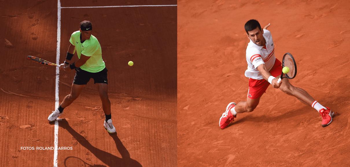 Nadal vs Djokovic: una final adelantada en Francia