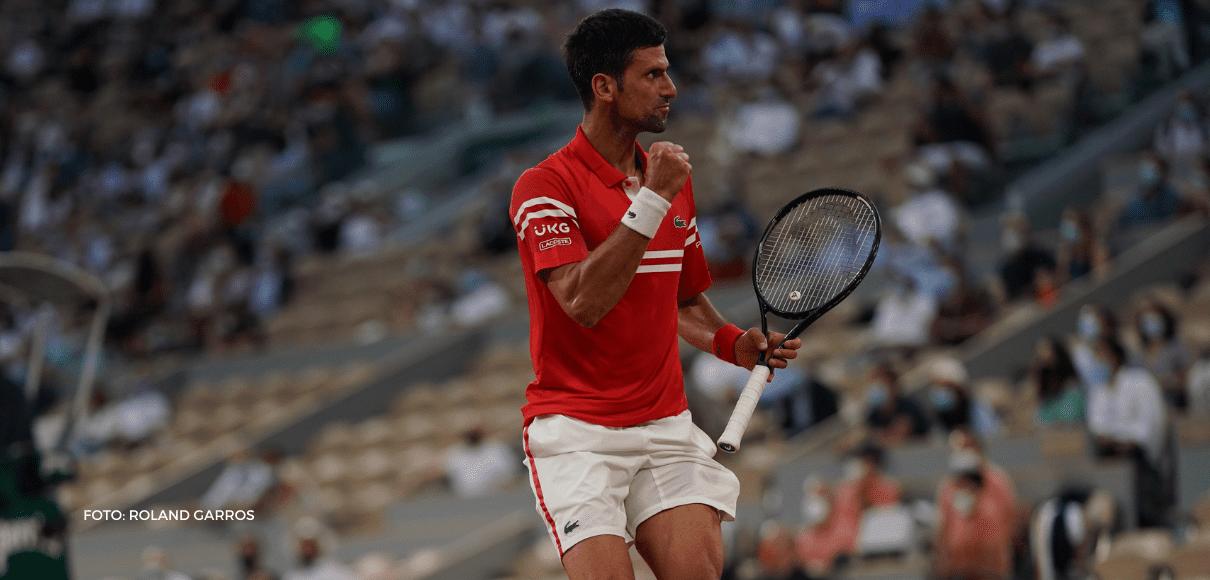 Djokovic avanzó de ronda y enfrentará a Nadal