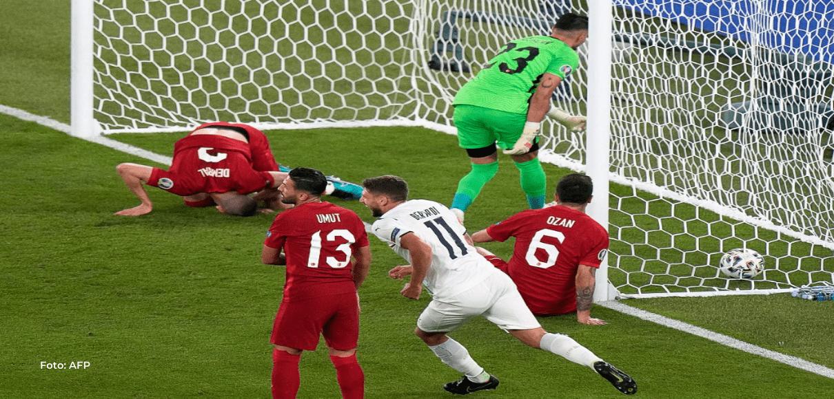 Italia y Turquía abren la Eurocopa con goleada Azzurri