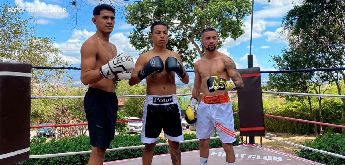 """Joseph """"La Maravilla"""" Potoy debutó con victoria en boxeo profesional"""