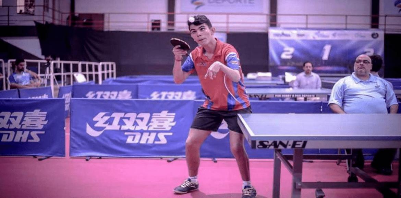 Steven Román competirá en los Juegos Paralímpicos Tokio 2020