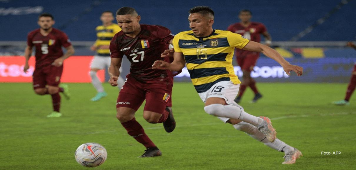 """Venezuela jugó su """"mejor partido"""" de la Copa América-2021, dice Peseiro"""