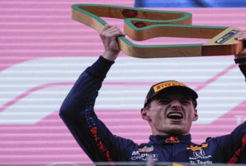 Verstappen reina en casa y recupera el liderato del Mundial