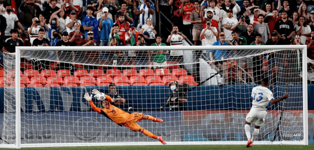 ¡Eliminados! México venció a Costa Rica en penales