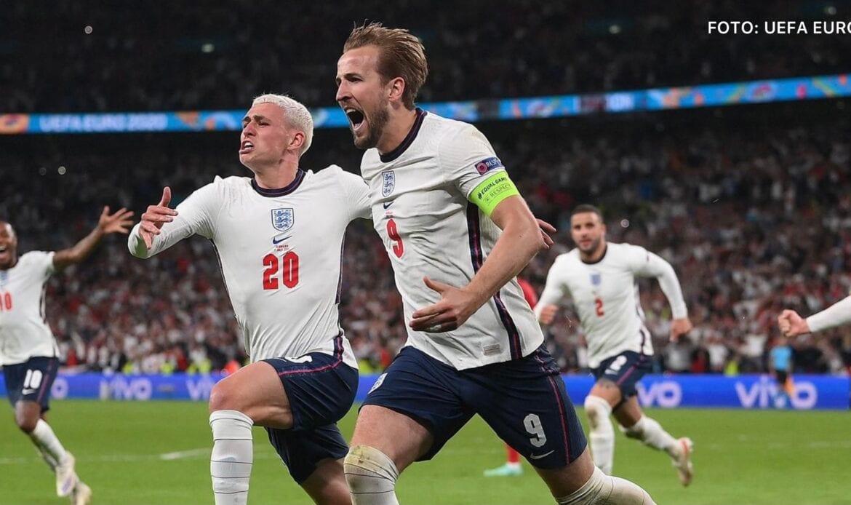 ¡Finalista! Inglaterra enfrentará a Italia en la final de la Eurocopa