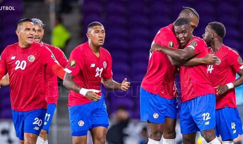 Costa Rica promedió 2 remates a marco por partido en Copa Oro